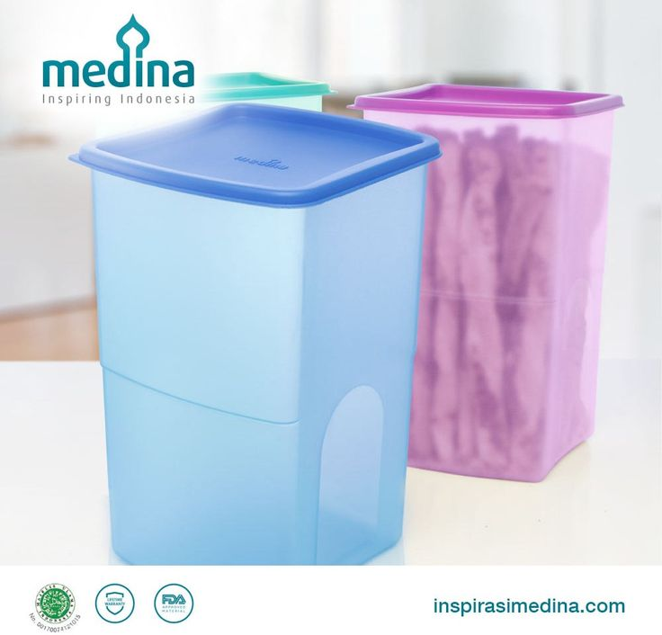 Food Storage Collection : Azalea Large Snack Container (Set of 3)