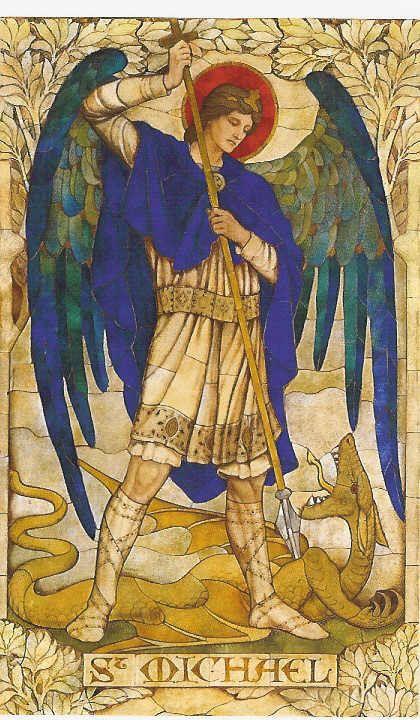 Sacra Galeria: São Miguel Arcanjo