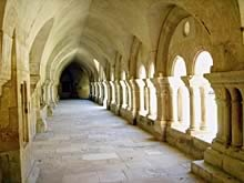 The Abbey Fontenay in Burgundy, France. Take me there...now!
