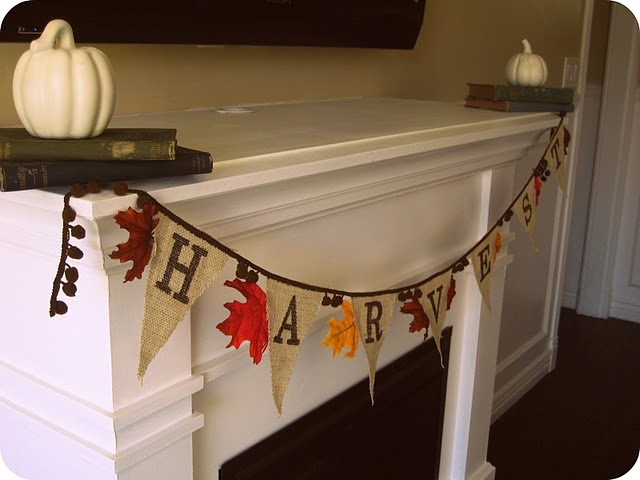 Sign for fireplace. Maybe just Halloween? Or Trick or Treat?