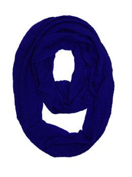 Raphael Tube Scarf in Blue Agate