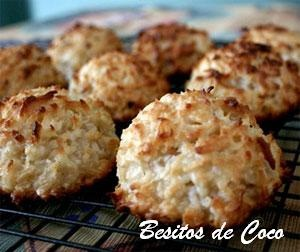 """""""Food for Thought series"""" - April's Multicultural Desserts- This week Venezuelan's Besito de Coco!"""
