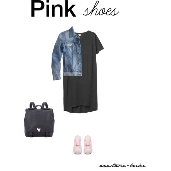 Pink shoes... #anastasiaberki
