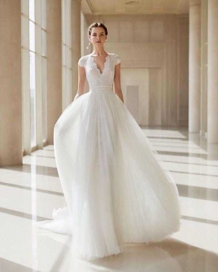 Abiti Da Sposa Rosa Clara.Rosa Clara Abiti Da Sposa I Modelli Da Sogno Per Il 2020 Abiti