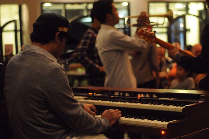The Hammond Organ Quintet