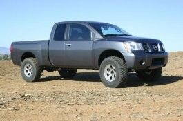 "2008 nissan truck lift | 2004-2008 NISSAN TITAN 2WD - 4"" LIFT KIT | review | Kaboodle"