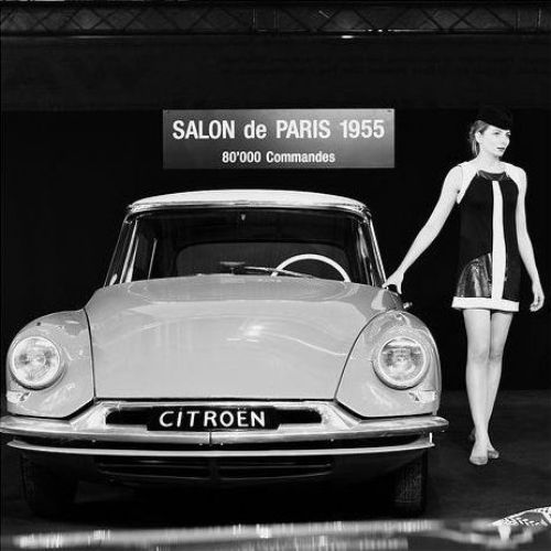 citro n ds19 1955 mill simes 1956 8 1962 l 39 attraction du salon de l 39 automobile paris 5 10. Black Bedroom Furniture Sets. Home Design Ideas