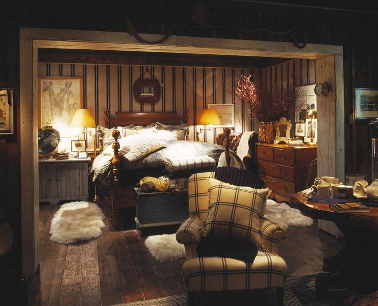 104 best ralph lauren interiors images on pinterest home for Scene bedroom designs