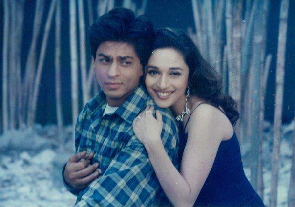 GAJA GAMINI 2000 with Madhuri (With images)   Movie pic, Shah rukh ...