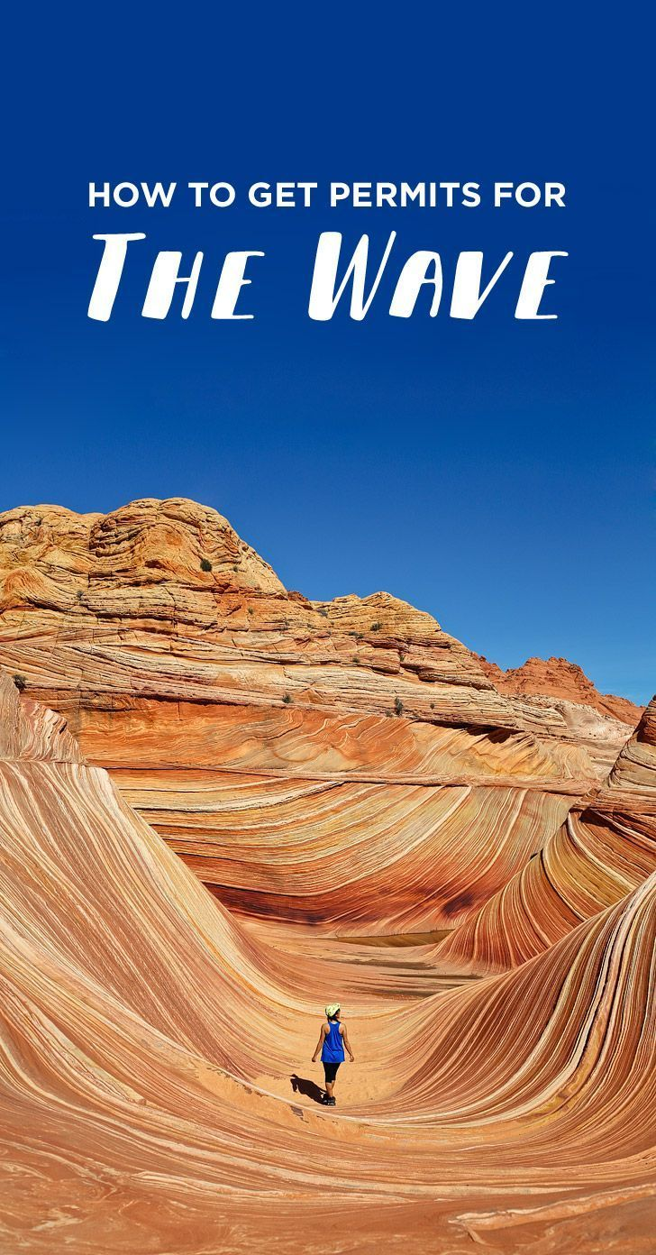 How To Get The Wave Permit In Coyote Buttes North Arizona With
