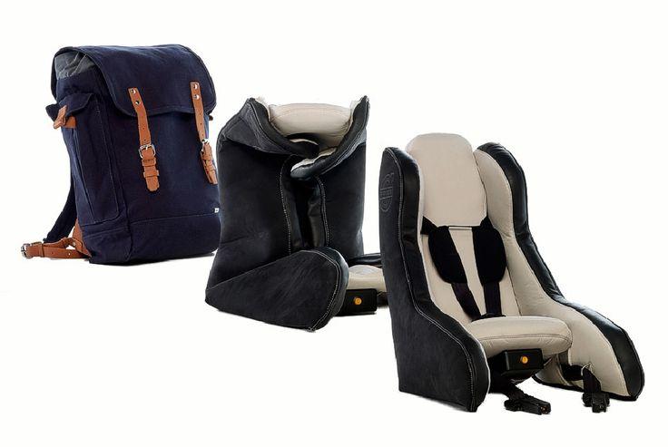 Volvo разработал новые надувные детские кресла - http://amsrus.ru/2014/04/16/volvo-razrabotal-novyie-naduvnyie-detskie-kresla/