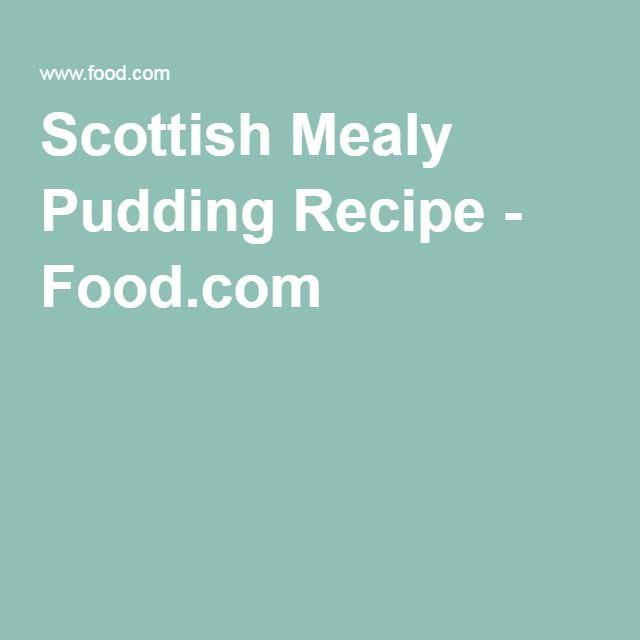 Scottish Mealy White Pudding Recipe - Food.com
