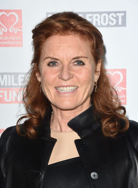 Sarah Ferguson Photos Photos - Sarah Ferguson attends the School Of Rock Preview To support the Miles Frost Fund on November 7, 2016 in London, England. - Celebrities Rock Up To School Of Rock Preview To Support Miles Frost Fund