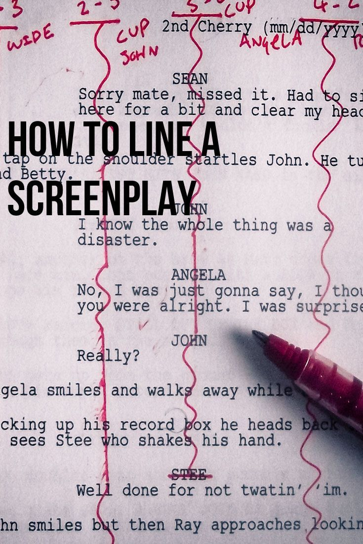 tips for script writing Whether looking to make it big in hollywood or just wanting to finally write out that tv script that has been floating around in someone's head for years, writing a script is far different than writing a book, blog or really any other kind of document if someone wants to eventually submit.