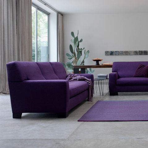 17 best ideas about purple sofa on pinterest purple velvet sofa and eclectic living room. Black Bedroom Furniture Sets. Home Design Ideas