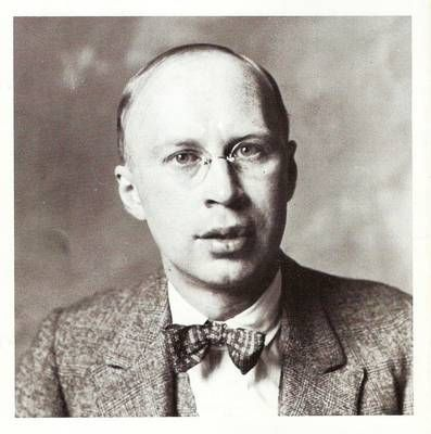 """Sergei Sergeyevich Prokofiev was born on April 23, 1891, in Sontsovka, Ukraine. He was a composer, pianist and conductor who mastered numerous musical genres and is regarded as one of the major composers of the 20th century. His works include five piano concertos, nine completed piano sonatas and seven symphonies, and such widely heard works as the ballet Romeo and Juliet – from which """"Dance of the Knights"""" is taken – and """"Peter and the Wolf."""" He died in Moscow on March 5, 1953."""