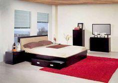 Modern Japanese Bedroom Decor
