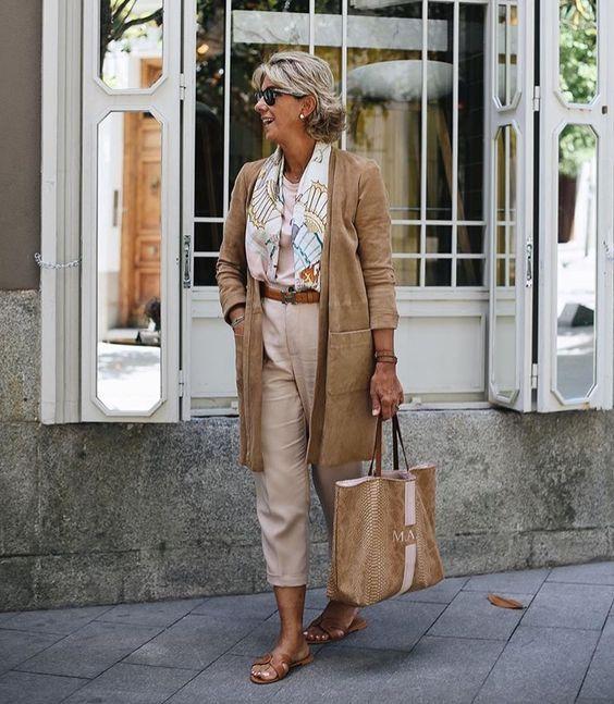 Quel Look pour une Femme de 50 ans et plus ?
