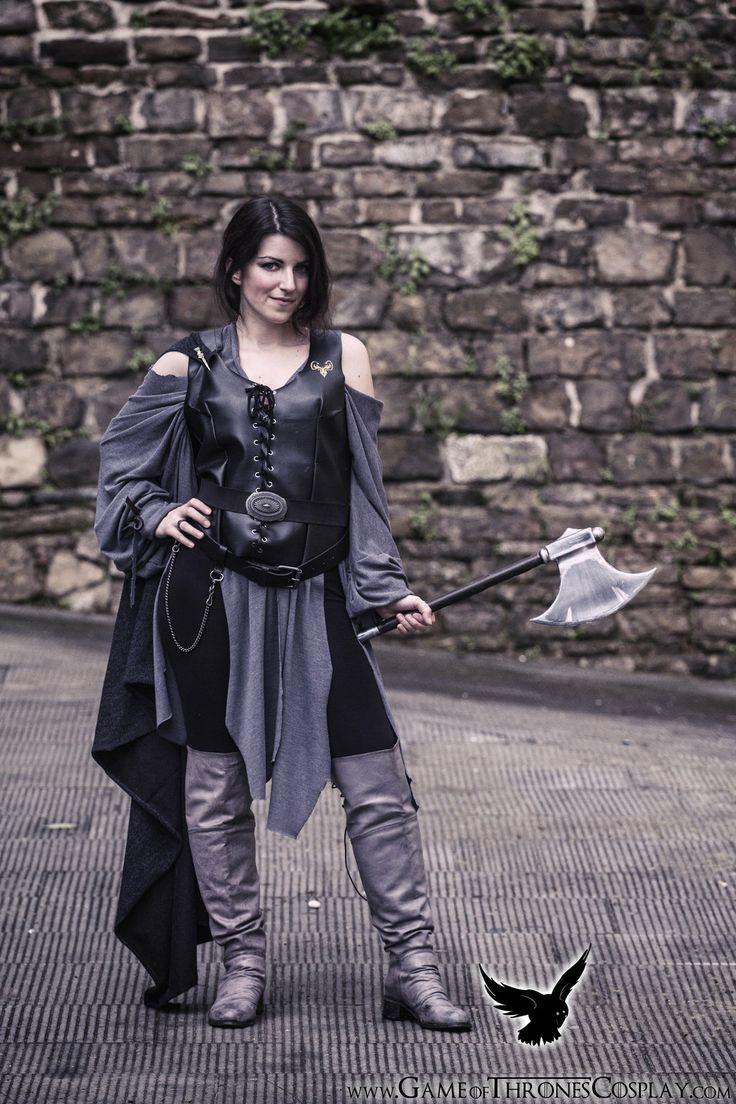 Asha greyjoy 4 by Elisa-Erian.deviantart.com on @deviantART