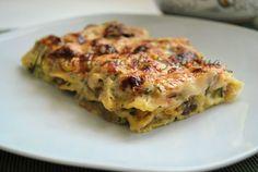 Le lasagne alle verdure sono un primo piatto gustoso per tutti, particolarmente per chi ama una cucina vegetariana