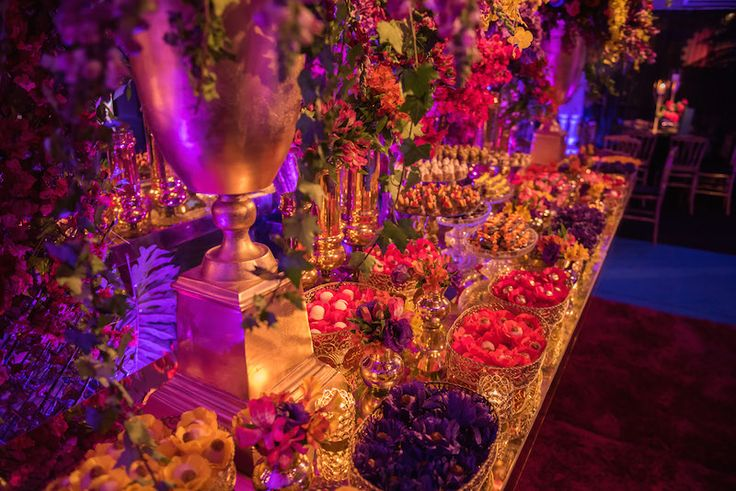 Festa tema Tomorrowland: doces - Foto: Luiz Claudio Fotografia