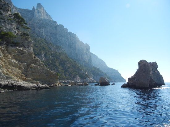Boat Tour of Calanques, Cassis.