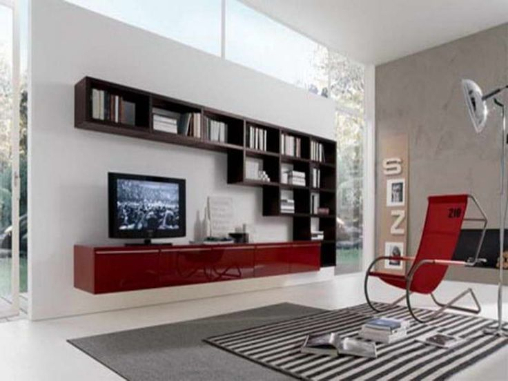 64 best images about living room on pinterest simple home decoration modern living rooms and - Simple design of wall ...