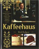 Rick Rodgers, Kaffeehaus: Exquisite Desserts from the Classic Cafes of Vienna, Budapest, and Prague, (Guilford, VT: Echo Point Books & Media, Revised edition, 2014)