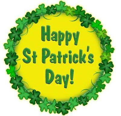 #StPatrickDay Clipart | Best & Free Clipart On Happy #SaintPattyDay