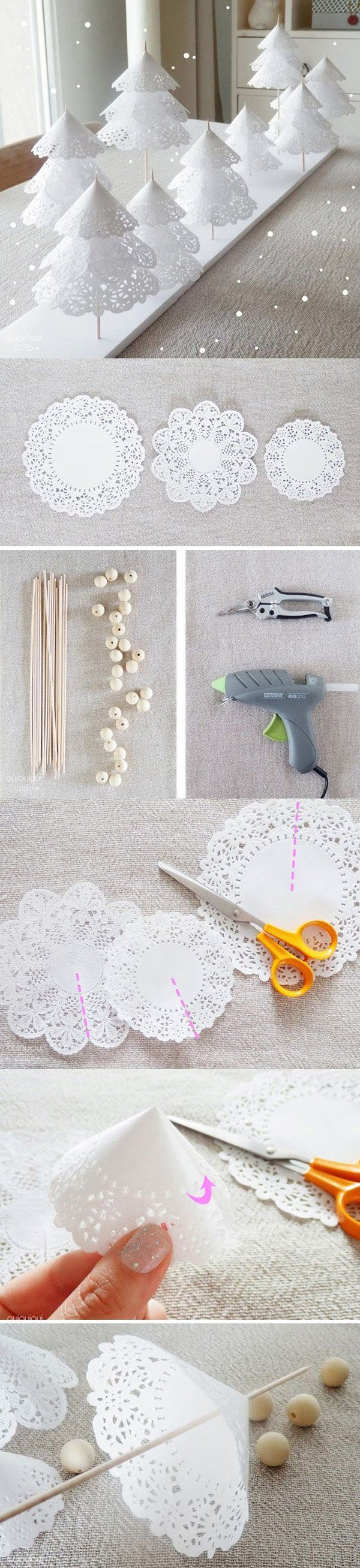 50 Christmas DIY Ideas - Love these ideas! Find supplies for your favorite holiday DIY's at Afloral.com