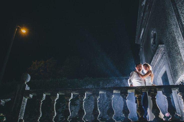 The Quinta at night - www.myvintageweddingportugal..com | #weddinginportugal #vintageweddinginportugal #vintagewedding #portugalwedding #myvintageweddinginportugal #rusticwedding #rusticweddinginportugal #thequinta #weddinginsintra