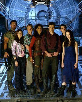 Firefly Serenity Cast