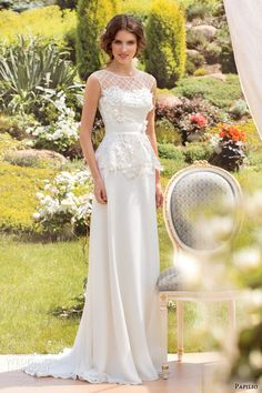 http://weddinginspirasi.com/2013/09/27/papilio-2014-wedding-dresses-sole-mio-bridal-collection/ papilio #wedding dresses 2014 #weddings #weddingdress