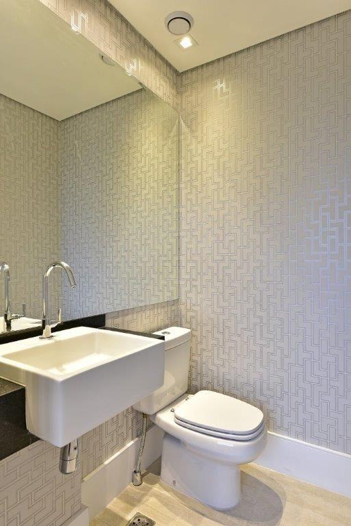 Lavabo, papel de parede #quitetefaria