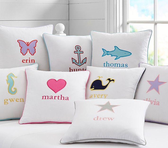 Kids Love Letters Especially The One At Start Of Their Name Top Kid BedroomsGirls
