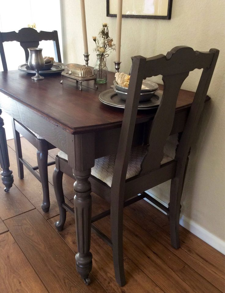 best 20+ gray dining tables ideas on pinterest | dinning room
