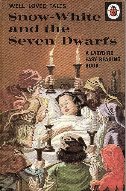 SNOW WHITE & THE SEVEN DWARFS Vintage Ladybird Book by My Vintage Ladybird Books, via Flickr