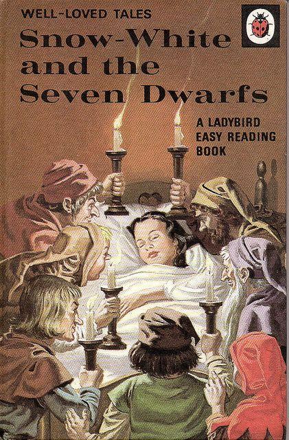 SNOW WHITE & THE SEVEN DWARFS Vintage Ladybird Book by My Vintage Ladybird Books, via Flickr