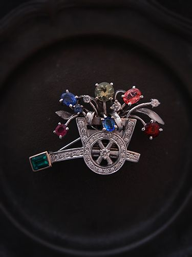 ZORRO Order Collection - Brooch - 064