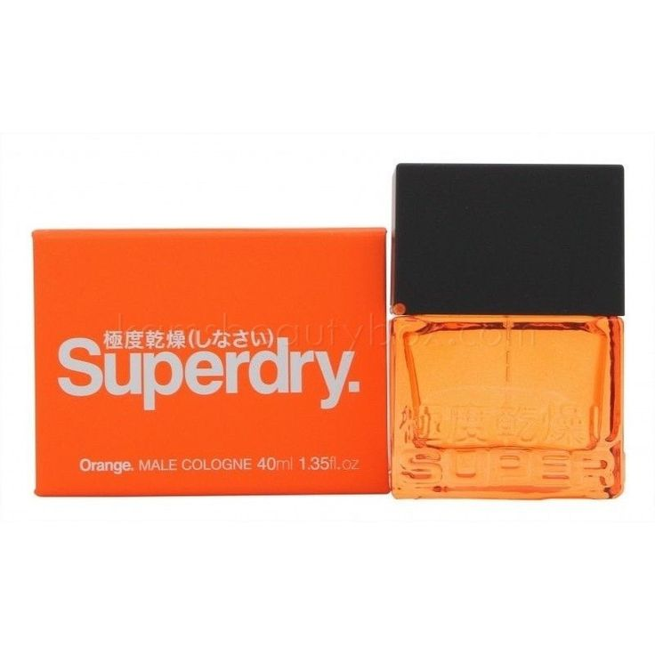 NOW AVAILABLE: Superdry Orange C... http://www.kamsbeautybox.com/products/superdry-orange-cologne-40ml-spray?utm_campaign=social_autopilot&utm_source=pin&utm_medium=pin