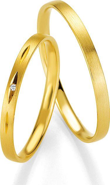 breuning βέρες χρυσές 4331-4332