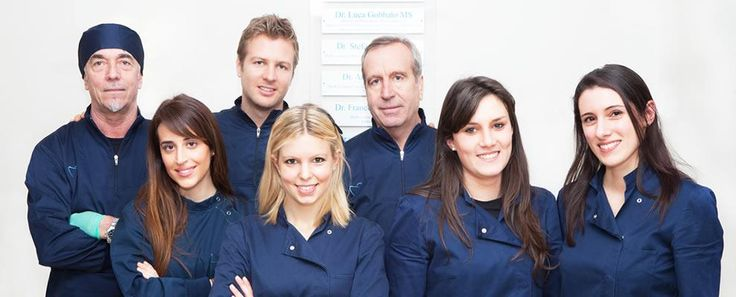 L'obiettivo sul quale puntiamo è la collaborazione all'interno dello studio in un team efficace, coeso e organizzato.  #dentist