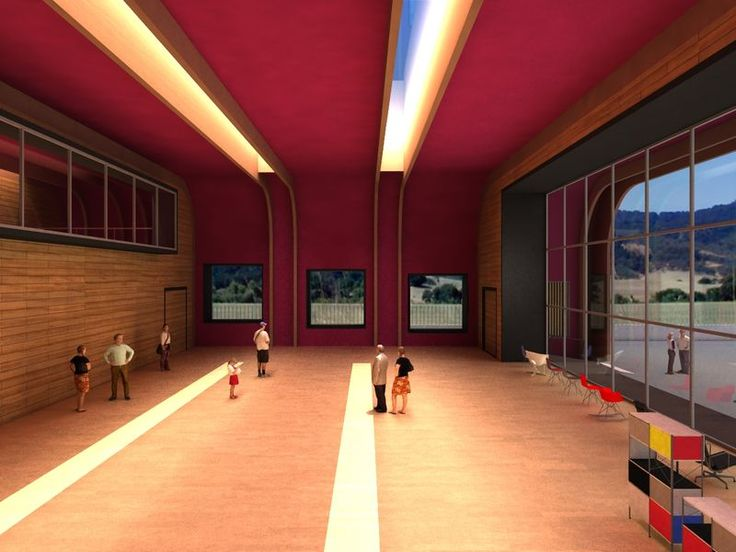 Nave industrial de madera | AEstudio | Arquitectos Coruña