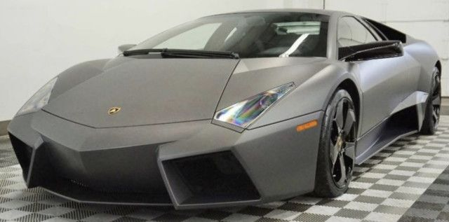"It's hard to believe over 10 years have passed since the Lamborghini Reventón burst onto the scene. But now, the last Reventón built before the raging bull moved onto future projects is for sale. The Reventón, which translates to ""blowout"" or ""puncture"" from Spanish, features a 6.5-liter V-12 engine good for 650 horsepower and 487…"