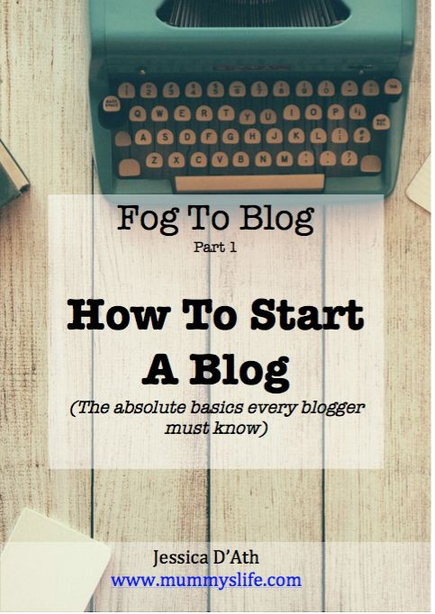 Fog to Blog: Part 1 FREE PREVIEW DOWNLOAD strictly limited time