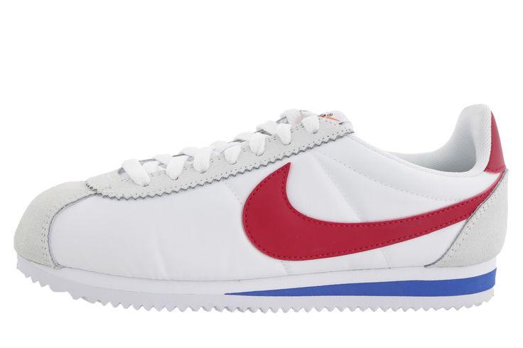 Nike Wmns Classıc Cortez Nylon Prem Kadın Günlük Ayakkabı 882258-101