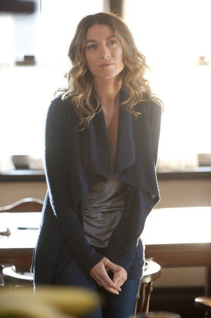 natalie zea's hair in the following