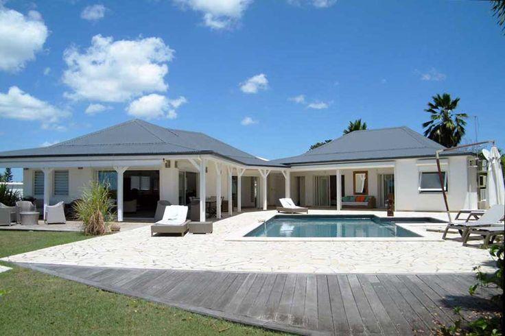 13 best villa paradis bleu en guadeloupe images on for Maison moderne guadeloupe