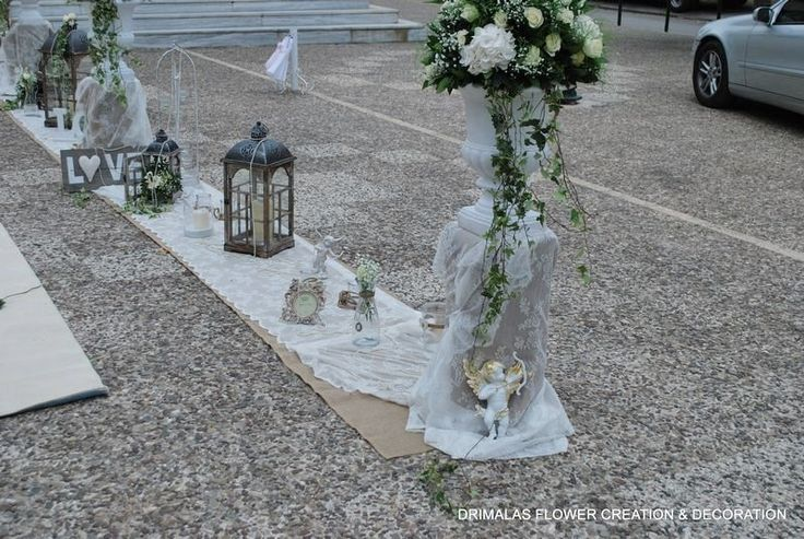 Wedding Decoration Ideas with Vintage ,διακόσμηση