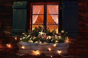weihnachtliche balkonk sten weihnachten pinterest. Black Bedroom Furniture Sets. Home Design Ideas